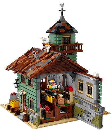 Lego-ideas-collection-magasin-de-peche-21310-nouveaute