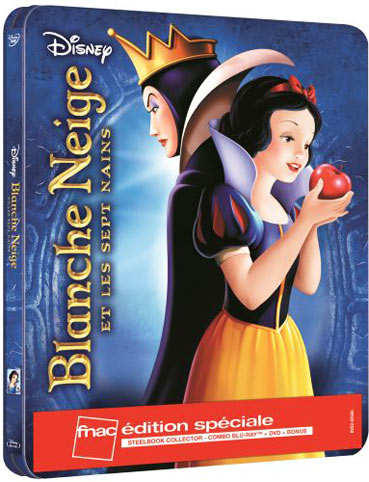 Blanche-Neige-7-nains-Steelbook-Blu-ray-DVD-edition-collector-Fnac