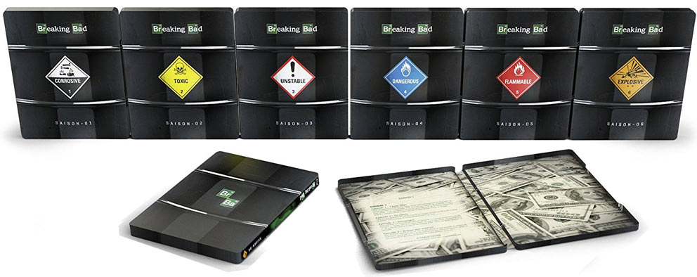 Steelbook-2017-integrale-breaking-Bad-edition-collector-barril