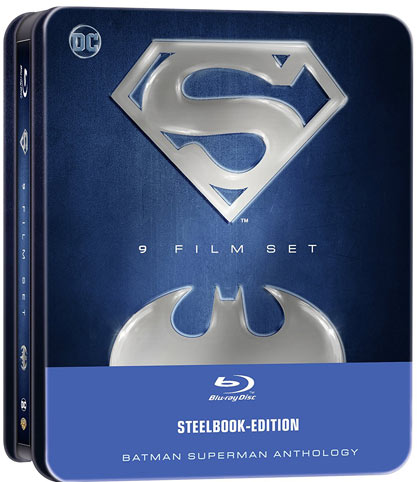 coffret-collector-Batman-Superman-Blu-ray-steelbook-anthology-2017