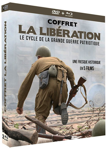 Coffret-collector-La-liberation-Blu-ray-DVD-cycle-grande-guerre-patriotique-russe-ozerov