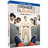 orange is the new black srtie blu-ray DVD