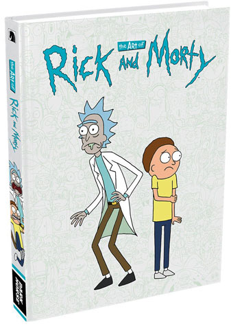 Artbook-Rick-Mort-livre-collection-illustre