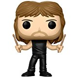 Funko pop Lars Ulrich Figurine collector