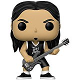 Funko pop mtallica Robert Trujillo guitariste figurine collector