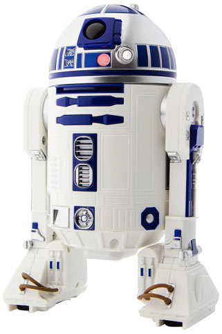 Sphero-drone-star-Wars-R2-D2-radio-commandé-droide
