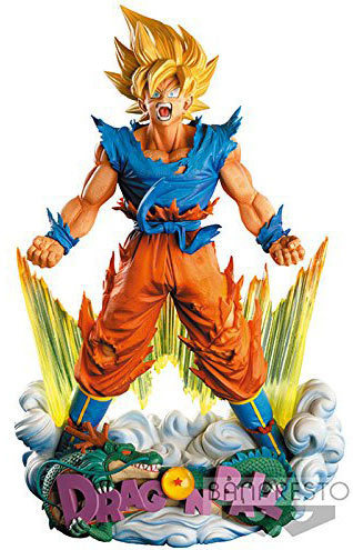 Figurine-dragon-Ball-fighter-Z-diorama-son-goku