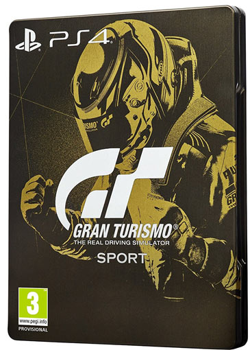 Steelbook-Gran-Turismo-Sport-PS4-edition-collector-boitier-collection