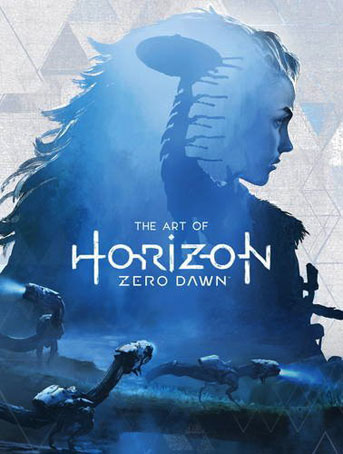 Artbook-livre-Art-of-Horizon-Zero-Dawn