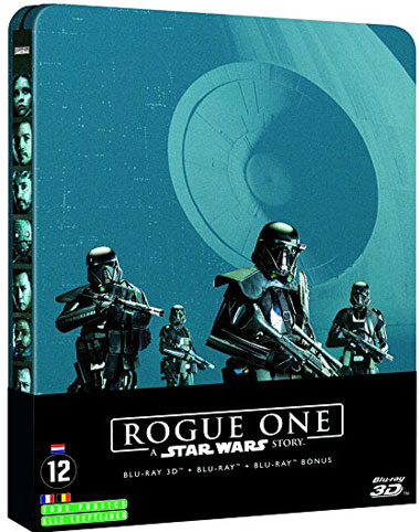 Steelbook-Star-Wars-Rogue-one-Blu-ray-DVD-Blu-ray-3D