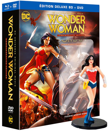 Wonder-Woman-anime-coffret-collector-Blu-ray-DVD-Figurine