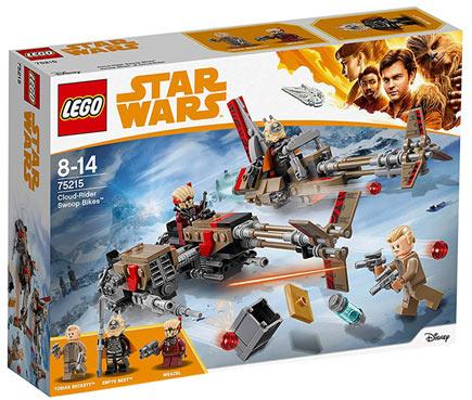 Lego Star Wars les nouveautés liste complète Rare collector ucs
