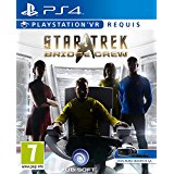 Star Trek Bridge Crew Playstation VR sortie ps4