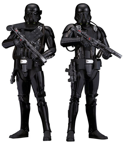 Figurine-star-wars-rogue-one-death-trooper-edition-collector-kotobukiya