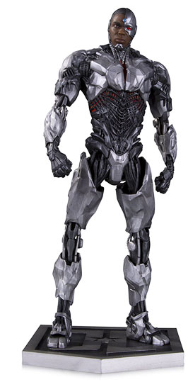 Statue-Cyborg-Justice-League-edition-limited-DC-Comics-film-2017