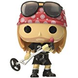 Funko Pop axl rose Guns N Roses Rock musique star