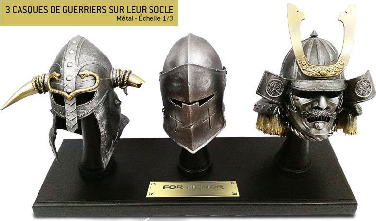 coffret-collector-For-Honor-3-Casque-edition-limitee
