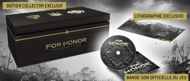 edition-collector-limitee-for-Honor-Casque-viking-samourai