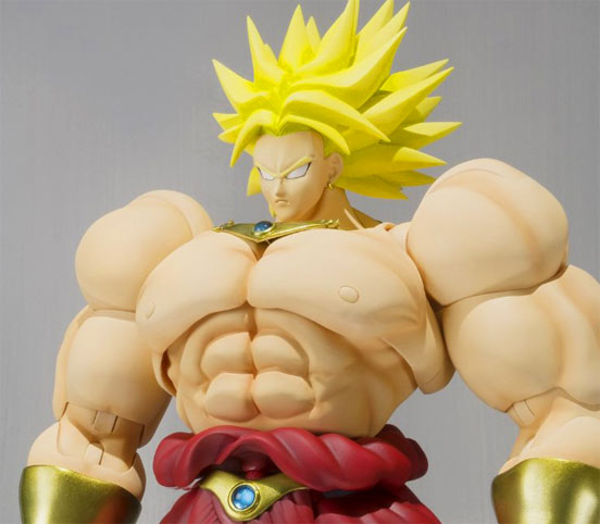 Broly-figurine-Dragon-Ball-Z-collection-collector