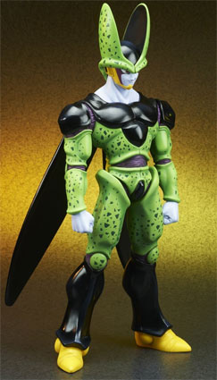 Cell-figurine-dragon-ball-Z-gigantic-geante-collection