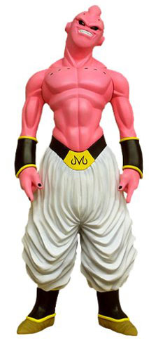 Figurine-majin-Buu-DBZ-collection-Dragon-Ball-Z