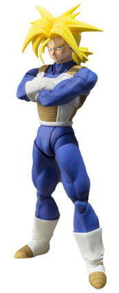 Trunks-super-guerrier-figurine-collection-Dragon-Ball-Z