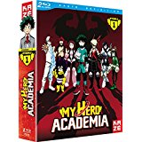 my hero sortie aout 2017 Bluray dvd film