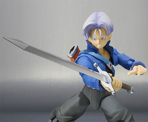 trunks-figurine-de-collection-collector-dbz