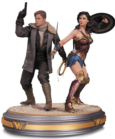 Figurine-Wonder-Woman-Steven-Trevor-dc-comics-collectibles-edition-collector