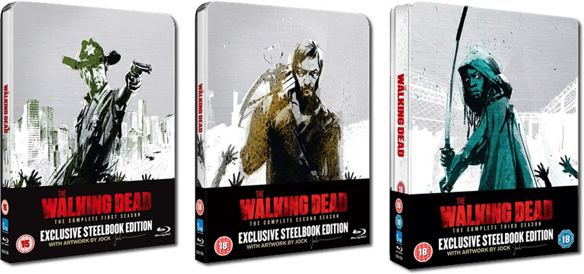 Steelbook-Walking-dead-integrale-Collector-2017