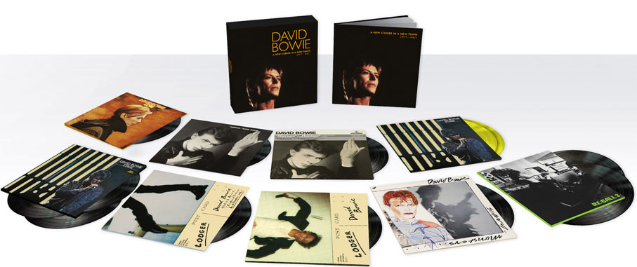 David-Bowie-Coffret-New-Career-New-Town-Vinyle-CD-2017