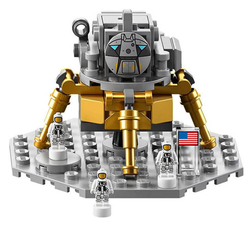 Details-description-lego-fusee-21309-Apollo