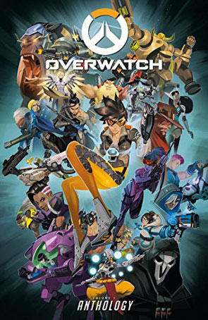 Overwatch-anthology-livre-book