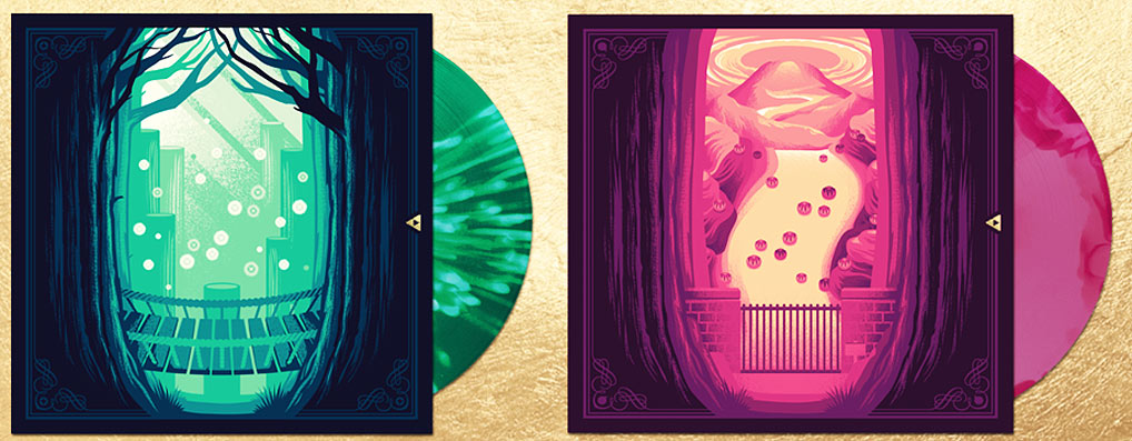 BO-Soundtrack-Zelda-Ocarina-Time-hero-2017-vinyle-LP