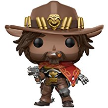 Funko Figurine Overwatch Mccree collector