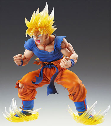 Son-Goku-Figurine-de-collection-super-saiyan-edition-collector-limitee