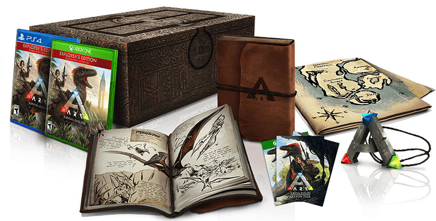 Ark-coffret-collector-edition-limitee-Survival-Evolved