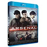 Arsenal Sortie bluray DVD