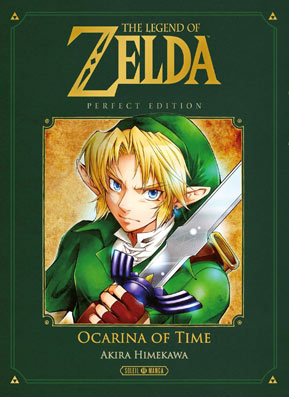 Legend-of-Zelda-Ocarina-of-Time-edition-deluxe-Perfect-Edition