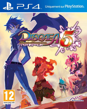 Disgaea-5-alliace-of-vengeance-Playstation-PS4