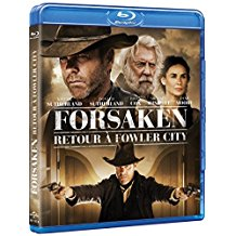 Forsaken retour à Fowler City bluray dvd