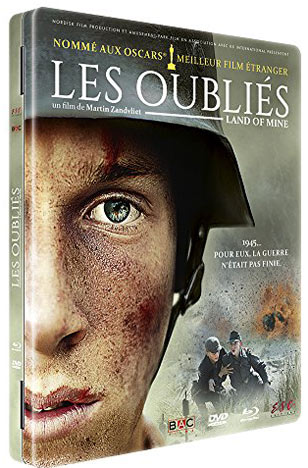 Steelbook-les-oublies-edition-limitee-Bluray-Collector-Land-of-mine