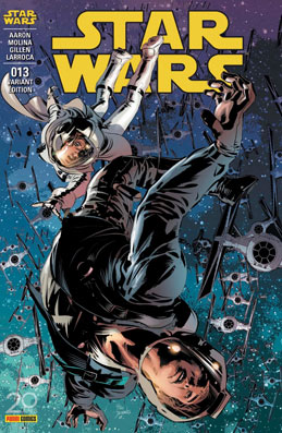 Star wars comic books 2017