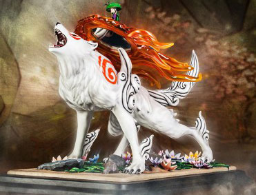 okami-amaterasu-figurine-collector-Zelda-First-for-figure-edition-2017