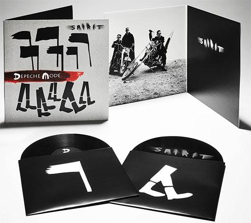 Spirit Depeche Mode 233 Dition Collector Limit 233 E Deluxe Cd Vinyle