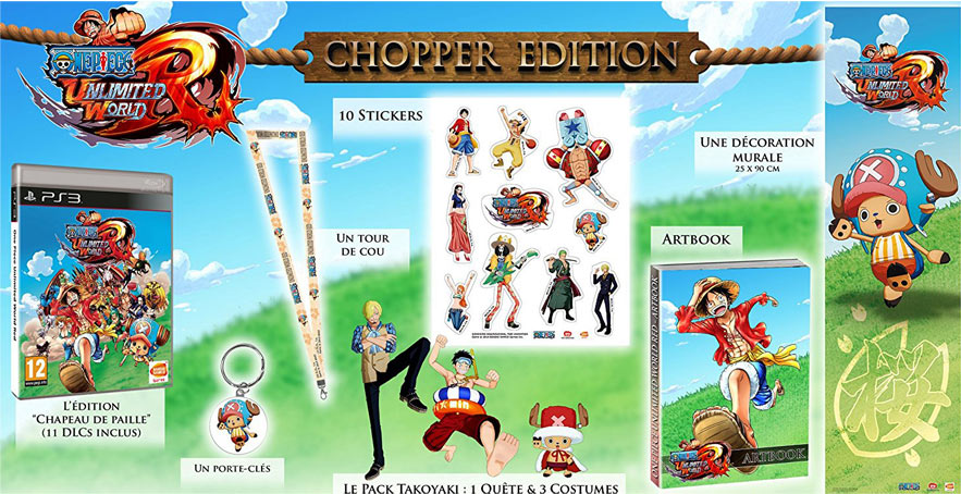 One-Piece-Unlimited-World-Red-edition-collector-Chopper-PS3