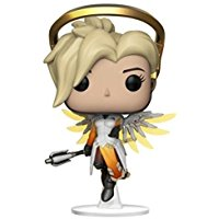 Funko Pop Overwatch collection