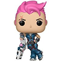 Funko zarya pop overwatch collection 2018
