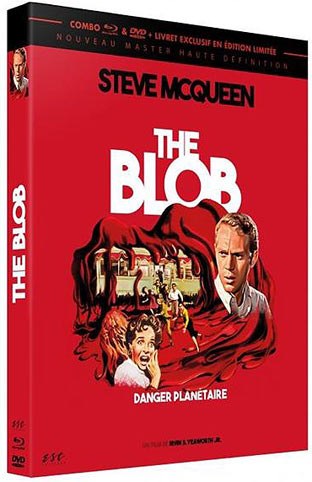 The-Blob-steve-cqueen-danger-planetaire-Blu-ray-DVD-edition-collector-2018