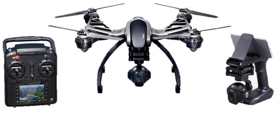Yuneec-Typhoon-Q500-Drone-Camera-video-4K-Achat